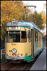 SRS Schneicher-Rdersdorfer Straenbahn GT6 n47 (Xavier Bayod Farr) Tags: berlin germany tram xavier tramway srs 47 strassenbahn gt6 tranvia villamos  tramvia friedrichshagen bayod schneiche farr elektrika strasenbahn rdersdorfer berlinfriedrichshagen canoneos60d schneichebeiberlin schneicherrdersdorfer schneicher efs18135mmf3556isstm xavierbayod xavierbayodfarr