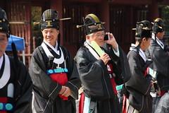 Jongmyo shrine ancestery ritual (mbphillips) Tags: shrine asia korea ancestor seoul ritual fareast    jongmyo      jongnogu    jongmyojerye  jongmyodaeje   ancesteryritual  mbphillips