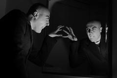 9100 - Nosferatu 1 (Diego Rosato) Tags: vampire gothic fantasy horror autoritratto ritratto