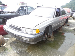 1988 Acura Legend V6 (Foden Alpha) Tags: legend acura v6