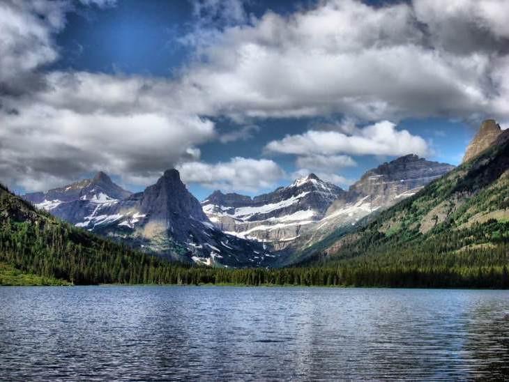 Công viên quốc gia Glacier National Park, Montana