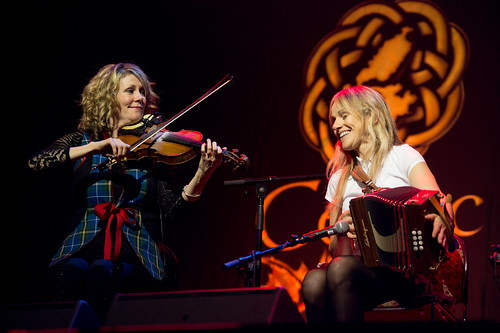 "Natalie MacMaster & Sharon Shannon - Together Again: Natalie's Reunion • <a style=""font-size:0.8em;"" href=""https://www.flickr.com/photos/39390606@N06/15673299563/"" target=""_blank"">View on Flickr</a>"