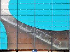 facade (TeRo.A) Tags: reflection stairs facade lahti shoppingcenter ostoskeskus heijastus portaat julkisivu luhta kauppakeskusvalo