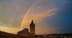 Arc de Sant Mart (atarongivert) Tags: campanar sineu arcdesantmart