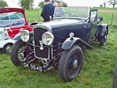 256 Rover Six Meteor (1929) (robertknight16) Tags: 1920s rover british curborough vscccurborough gk3645