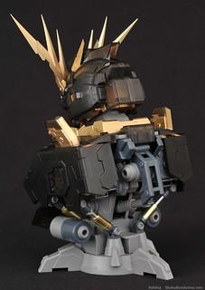 Seraph Hobby Banshee Bust - Straight Build 12 by Judson Weinsheimer