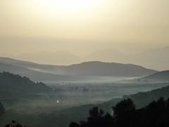 Early morning. (Ia Löfquist) Tags: autumn fall hiking kreta trail crete höst vandring hikie vandra