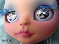 Stargazer eyes
