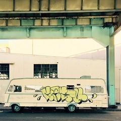 Long-Term Parking (Telstar Logistics) Tags: sanfrancisco graffiti rv
