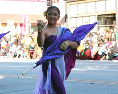 Maui HS = SABER = Marching Band (Prayitno / Thank you for (10 millions +) views) Tags: california ca school roses cute girl beautiful beauty rose hawaii high pretty young band maui parade tournament teen saber hawaiian marching pasadena hs kahului 2015 smileplease sonrias konomark