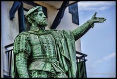(Dorron) Tags: sculpture monument statue nikon sebastian juan monumento country escultura estatua basque urko vasco euskadi pais guipuzcoa gipuzkoa euskal herria eskultura elcano getaria guetaria elkano monumentua sagasti dorronsoro dorron d3s