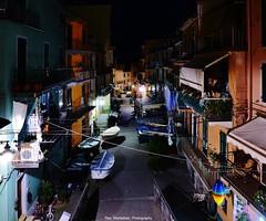cinque terre manarola (Rex Montalban Photography) Tags: italy night europe liguria cinqueterre manarola rexmontalbanphotography