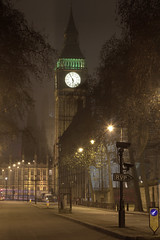 The Palace of Westminster and the Big Ben clock-tower (deanhammersley) Tags: uk london westminster thames landmarks bigben clocktower embankment palaceofwestminter