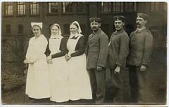 (Kaopai) Tags: hospital germany soldier krieg german worldwarone nurse ww1 worldwar krankenhaus herne redcross soldaten sanitter krankenschwester weltkrieg roteskreuz feldgrau wk1 sbel lazarett granguerre