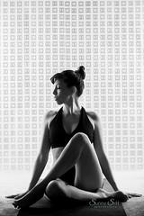 yoga-3 (sunnyshphoto) Tags: white black art silhouette yoga pose studio high key winnipeg fine manitoba form inspire