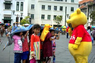 Kids n pooh
