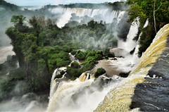 The natural power Iguassu Falls (Liv ) Tags: argentina de la power natural falls potenza di cataratas salto iguassu cascate naturale 2013 laivphoto bossetti iguass