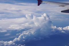 / View from Flight (kimtetsu) Tags: sky cloud airplane aircraft aviation     viewfromflight  peachaviation