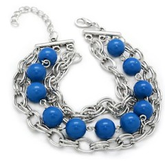 Glimpse of Malibu Blue Bracelet P9511-3