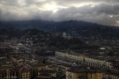 La Collina di Torino (Alessandro LS) Tags: torino hill turin collina granmadre piazzavittorio montedeicappuccini