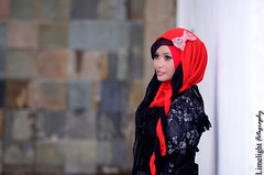 Ara (Limelight Fotography) Tags: cute sexy girl beautiful fashion scarf hair eyes pretty photoshoot sweet modeling gorgeous hijab muslimah malaysia kualalumpur lovely kl tudung