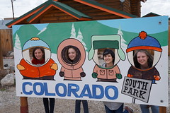 South Park 5.15.16 (Dullboy32) Tags: park city buildings cutout kyle ruins colorado tour tara outdoor south emma southpark mining stan western cartman kenny auryn miningtown angi southparkcity southparkcolorado dullboy32