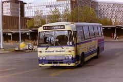 MIDLAND BLUEBIRD 360 EMS360V (bobbyblack51) Tags: bus station t all glasgow transport 360 leopard buchanan type bluebird alexander 1994 midland types leyland of ems360v