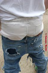 jeansbutt9591 (Tommy Berlin) Tags: men ass butt jeans ars levis adidasshort