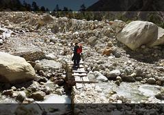 Where the clear stream of reason has not lost it's way (koushikzworld) Tags: mountain nature trekking photography fuji indian sony himalayas ganga gangotri gomukh carlzeiss shivling bhagirathi uttarakhand gaumukh koushikzworld koushikbanerjee