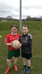 Poppy Rose and Roisin at Cumann na mBunscoil Comp (ballymorebugle) Tags: ballymorebugleballymoreeustace kildare ireland