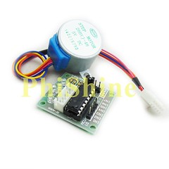 speedometer stepper motor power 2 5V ULN2003 28BYJ-48 4-Phase Stepper Motor with Driver Board for Arduino PI PIC A (DrJohnBullas) Tags: new system rotation motor speedo speedometer based ratio stepper multiplier compensate