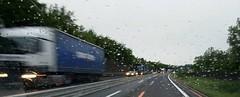 Highway (Been Around) Tags: auto street morning car rain truck spur austria sterreich highway europa europe motorway may eu autobahn mai lorry morgen obersterreich regen fahren autriche a8 aut fahrt lkw o 2016 upperaustria strase innkreis ortiminnkreis bezirkriediminnkreis