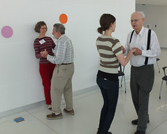 (sfrikken) Tags: senior for bill dance exercise library group central center falls madison ballroom fred occupational balance irene therapy fitness prevention basics waltz physical stephani