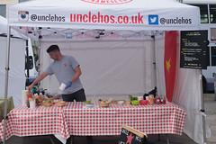 Uncle Hos (Pablo Recio) Tags: street food bristol market harbourside