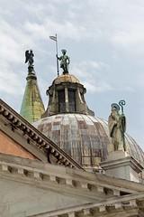 Venedig - San Giorgio Maggiore (petrastarosky) Tags: italien urlaub kirche venedig sangiorgiomaggiore 2016