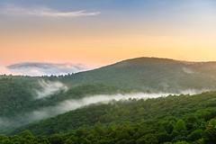 Colors of Morning (y0chang) Tags: mountains landscape virginia pentax blueridgeparkway k3 yunghanchang