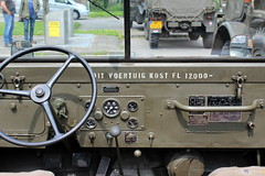 dashboard and steering wheel (Davydutchy) Tags: netherlands wheel truck army ride steering military may nederland hobby voiture lorry vehicle frise dashboard steer rit heer convoy paysbas friesland armee leger niederlande gulden militr reenacting lkw lenkrad 2016 frysln militair frisia rondrit volant langweer stuur tocht langwar kolonne poidslourd legervoertuig legergroen