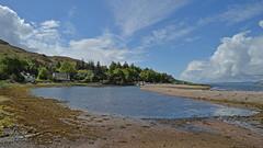 Dry Harbour.. (Harleynik Rides Again.) Tags: seascape scotland highlands tide westcoast glenelg westerross soundofsleat nikondf harleynikridesagain