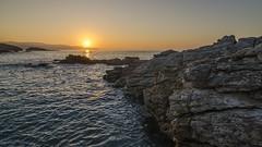Sunset (GC - Photography) Tags: ripibelo beach lacoruña galicia españa spain costa coast atardecer sunset playa seascape nikon d5100 gcphotography paisaje landscape
