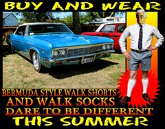 Bermuda Walk socks With Old Cars 9 (Tweed Jacket + Cavalry Twill Trousers = Perfect) Tags: auto newzealand christchurch summer guy london classic cars wearing car socks canon vintage golf walking clothing sock vintagecar legs sommer hamilton sydney eu australia darwin nelson guys brisbane clothes vehicles auckland golfing nz wellington vehicle dunedin shorts bermuda hastings knees kiwi knee carshow golfers golfer bloke kneesocks kiwiana tubesocks longsocks bermudashorts kneesock golffashion tallsocks golfsocks vintagecarclub abovetheknee pullupyoursocks wearingshorts walkshorts walkshort wearingsocks walksocks bermudasocks brexit healthsocks abovethecalfsocks