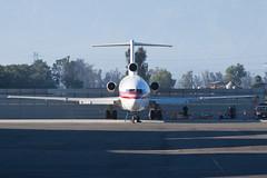 Kalitta Charters II Boeing 727-200/Adv(F) N720CK (jbp274) Tags: airport airplanes cargo boeing k9 cno 727 kalittacharters kcno