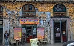 Dowieziemy, nakarmimy, skasujemy... (zbyszekski) Tags: landscape restaurant nikon italia pizza americana palermo capucino sicilia kawa sycylia nikonphotography