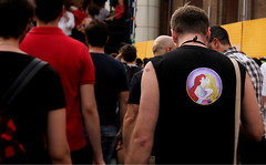 Principesse (aiko .) Tags: street gay italy rome roma lesbian strada italia gente cartoon pride princesses poeple schiena manifestazione diseny educazione cartoni uguali spalle principesse eterosessualit lesibche omossesualit pride2016