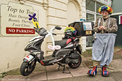 20160604-20160604-_6040061-Edit (dens_lens) Tags: candid clown street streetphotography humor brighton england
