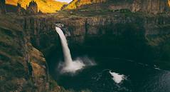 _DSC9740 (Jonny Nyquist) Tags: water waterfall washington canyon falls pnw palouse