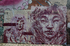 (th3butcherofbilbao) Tags: street art mike melbourne eleven