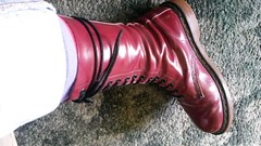 20160523_092306 (rugby#9) Tags: original feet yellow socks cherry boot shoe hole boots lace dr air 14 7 indoor icon wear size jeans footwear levi stitching comfort sole doc levis 1914 cushion soles dm docs eyelets drmartens bouncing airwair docmartens 501 martens dms stripedsocks 501s cushioned wair levi501s doctormarten 14hole multicolouredsocks yellowstitching