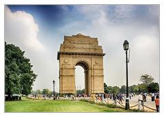 Dehli IND - India Gate Dehli 05