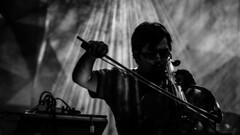 SS_061916_32 (losing.today) Tags: oregon portland concert experimental livemusic nightclub cello pacificnorthwest ambient pdx portlandoregon liveshow holocene ooray experimentalambient sanctuarysunday