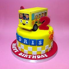 Yellow Bus Birthday Cakes (Cakedeliver.com Malaysia Cake House) Tags: cakeshop kualalumpur selangor johorbahru 3dcake birthdaycake klangcake themedcakes kidscake melaka tieredcake noveltycake partycakes penangcakes ipoh nusajaya puchong sripetalingcakestore figurinecake cartoon cake